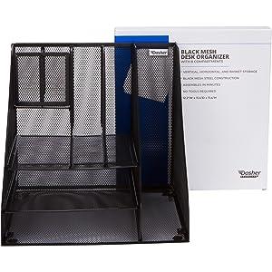 steel mesh letter trays