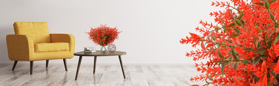 Plastic Bouquet Plants