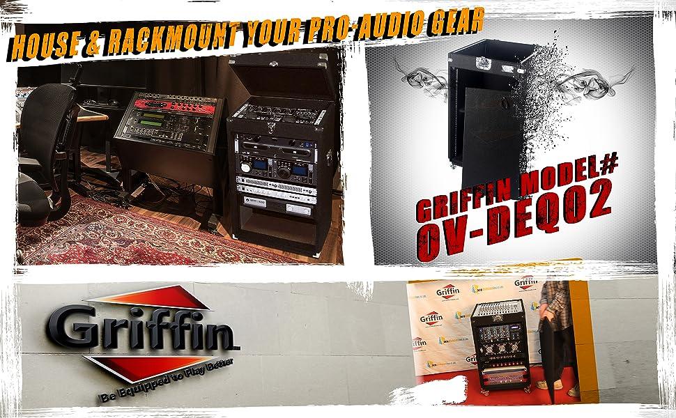 audio equipment rack