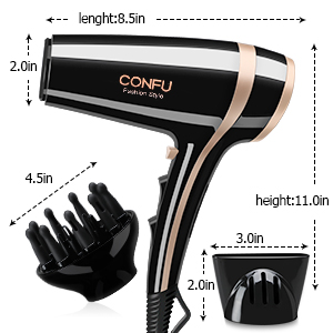 hair dryer power