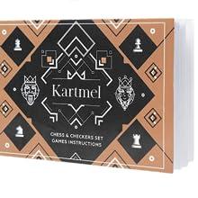 Kartmel instruction booklet