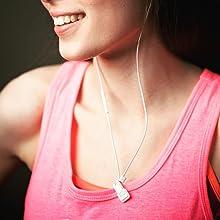 Headphones - Earbuds - Run - Exercise - Jog