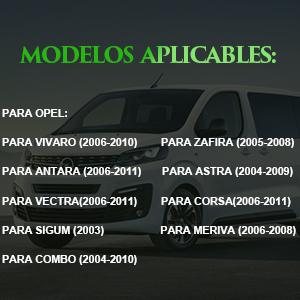 radio pantalla autoradio Opel