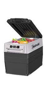 AC/DC Powered Portable Freezer