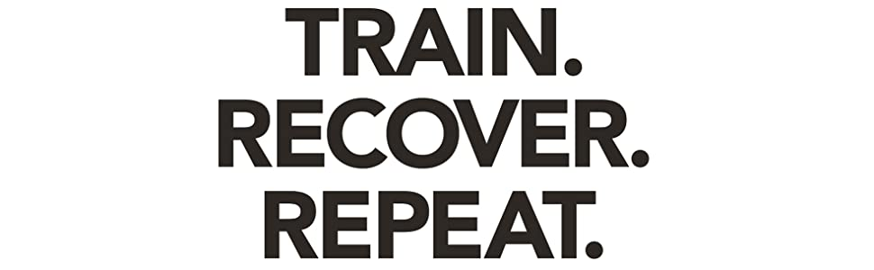 train recover repeat