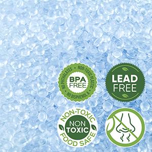 baby water mat material