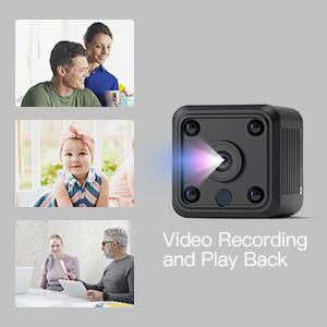 spy camera hidden camera home security cameras security camera wireless cam indoor wifi