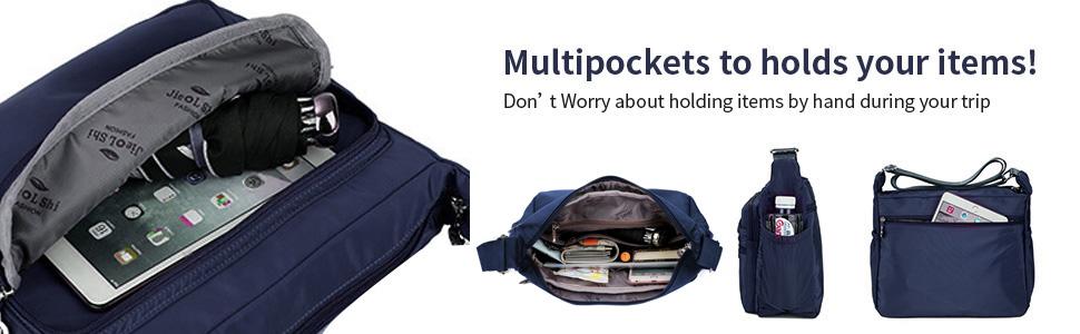 multi pocket