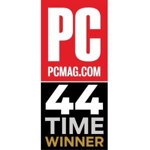 PC Mag 44 time winner