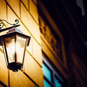 light sensor for outdoor lighting