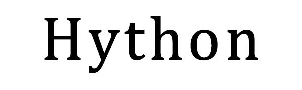 hython