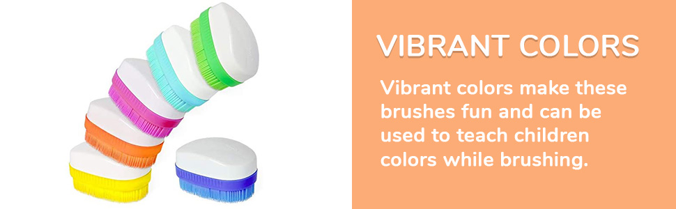 Sensory Brushes