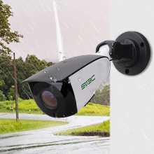 ip66 waterproof camera weatherproof bullet camera outdoor ip camera wifi wireless security camera