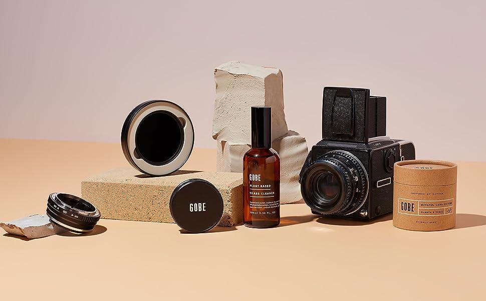 Gobe - Pack Limpiador Óptico: Amazon.es: Electrónica
