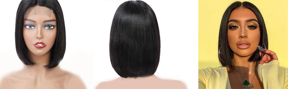 Healthy human hair