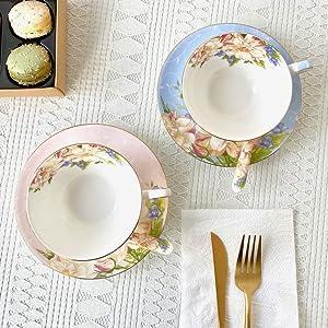 tea cup and saucer 5
