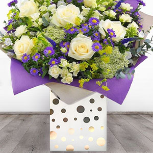 Flowers giftbag