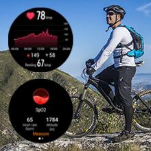 Fitness Trackers Spo2 Monitor