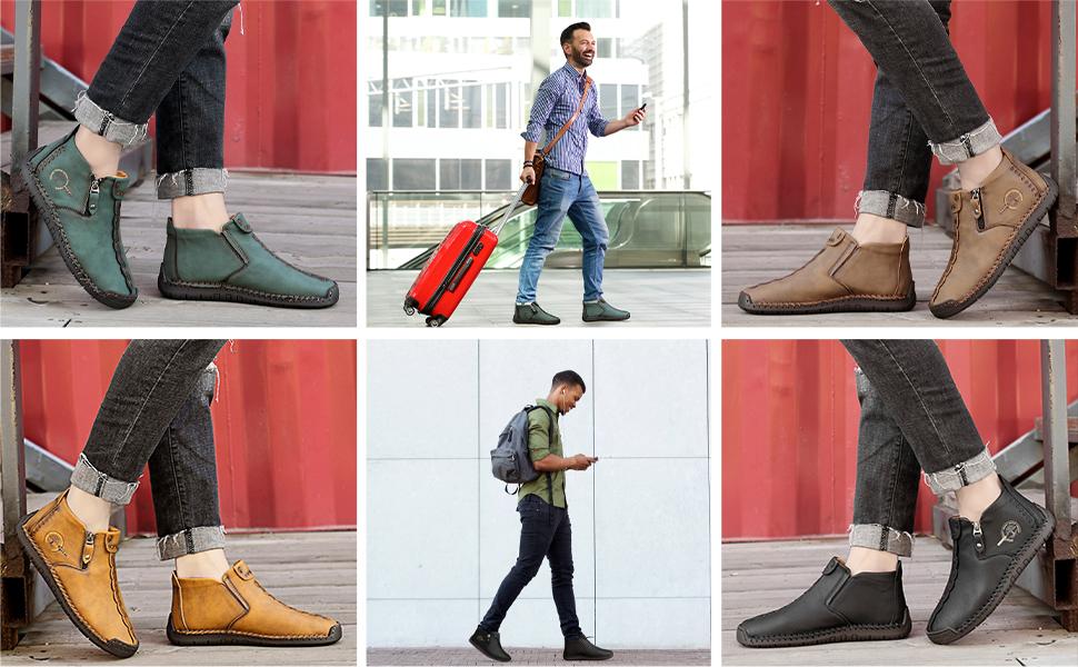 fashion oxfords shoe for men