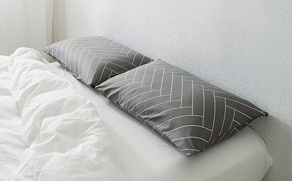 SUSYBAO Geometric pillowcases