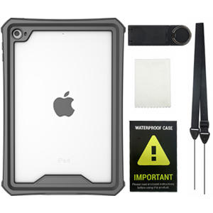ipad mini 5 case with stand and ring and strap