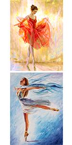diamond painting women