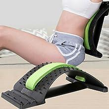Multi-Level Back Stretching Device