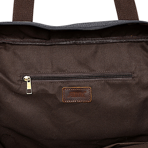 zipper pocket safe
