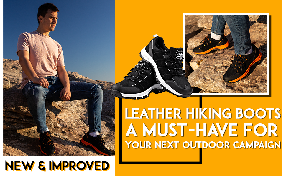These lightweight waterproof trainers are perfect for your next outdoor adventure camping walking