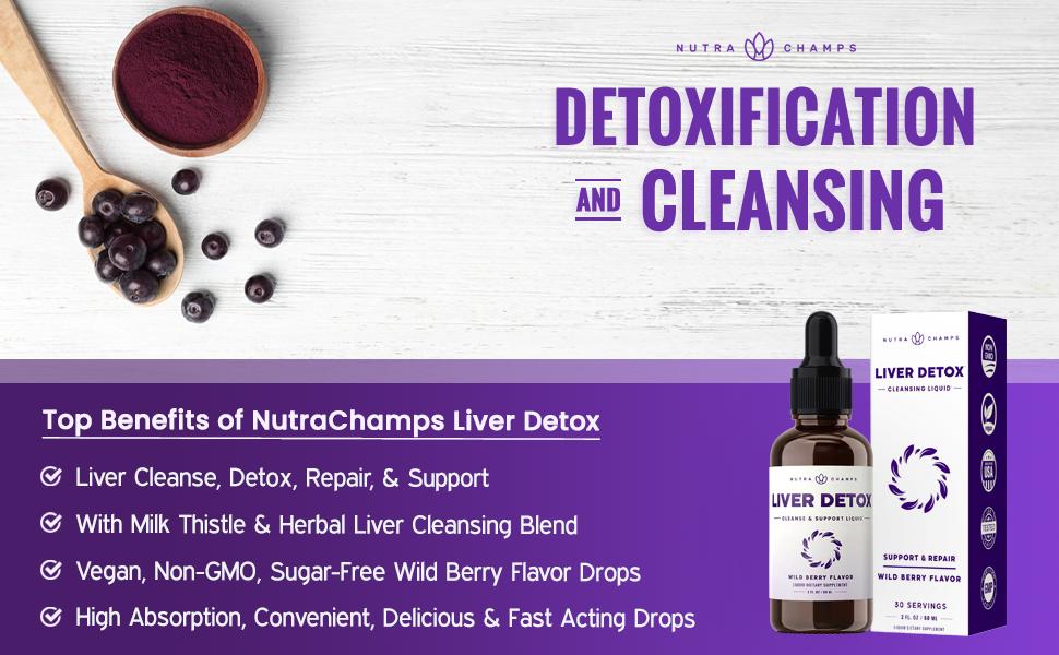 detox drops supplement