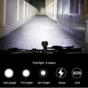 lights for bike street bike light bike flashlight fixie bike accessories 2020 best usb bike light