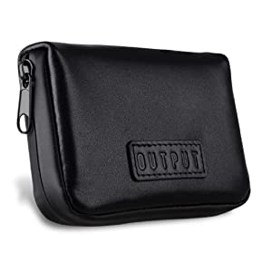 leather zip up wallet pouch wallet with waterproof zipper leather pouch wallet zip up travel coins
