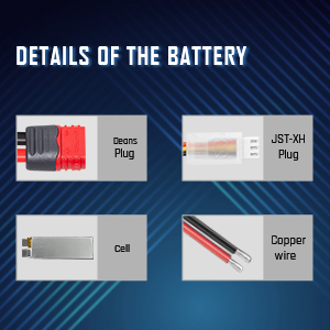 2s lipo battery