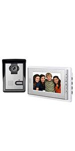 70C-L video door phone