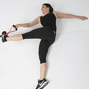 Yoga Strap and Stretching Device
