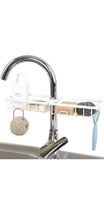 Drainer Caddy for Dishwashing