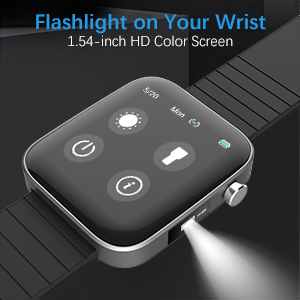 Flashlight Fitness Tracker Activity Tracker Smart Watch Sport watch