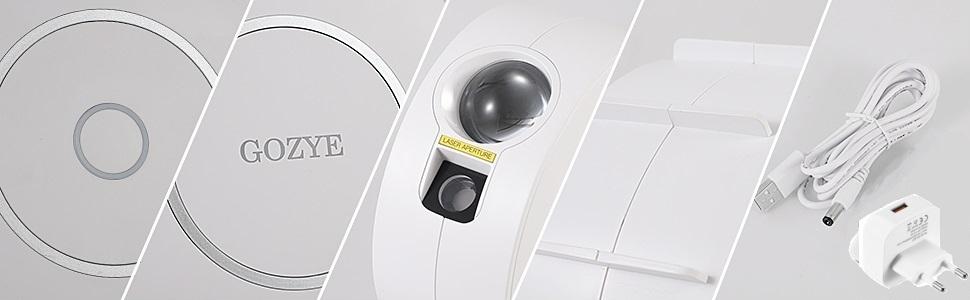 新品 Galaxy-Projektor mit Nebelwolke, Star Sky WiFi-Nachtlichtprojektor, geeignet für Spielzimmer
