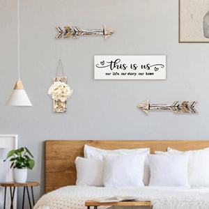 this is us signs home decor