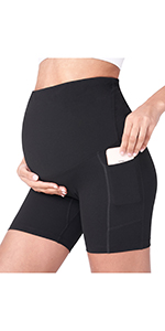Maternity Leggings Active Wear Over The Bump Pants Pregnancy Shaping Over The Belly Postpartum
