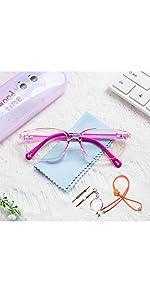 Blue Light Glasses for teens
