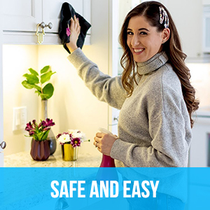 safe and easy