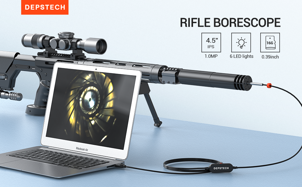 Rifle Borescope