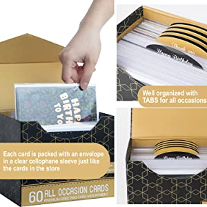 Sturdy Magnetic Box with Organizing Divders