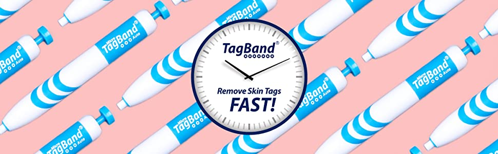 Amazon Com Tagband Refill Band Pack For Skin Tag Remover Device