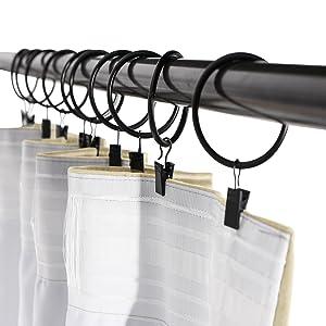 Flat Hook Curtain
