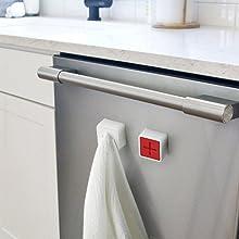 Towel Hooks & Cabinet Knob