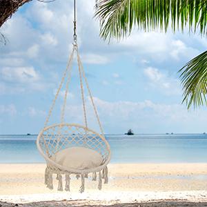 hammock chair gray