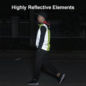 Women Reflective Vest