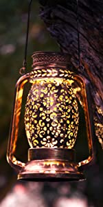 LED Vintage Lantern